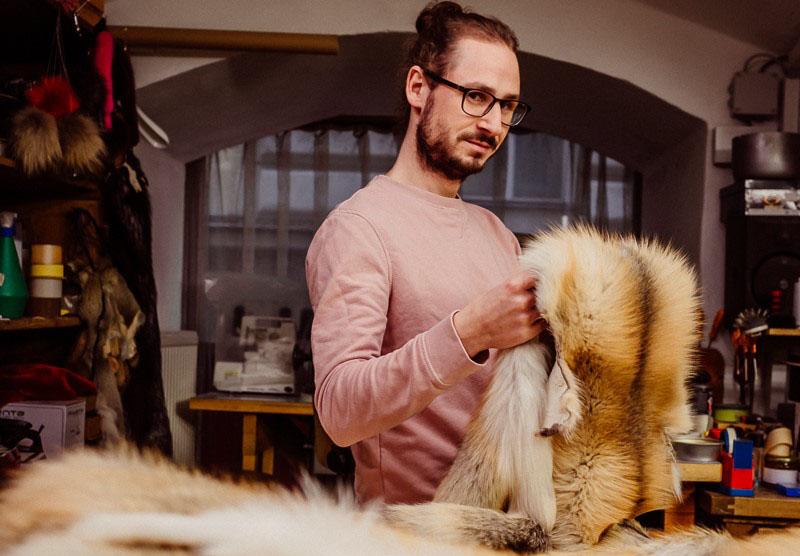 Vom Musikmarketing zur Pelzbearbeitung: Christoph